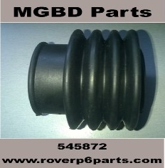 NEW MANUFACTURED  DE DION GAITER FOR ROVER P6 ESPECIALLY FOR MGBD PARTS